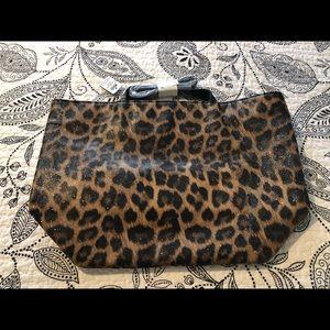 NWT Cheetah Tote
